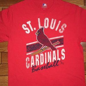 8c2f169d NWT NEW St. Louis Cardinals BASEBALL T SHIRT NWT